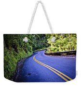 Road To Hana Weekender Tote Bag
