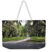 Road To Ruins Weekender Tote Bag