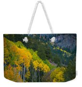 Road To Silver Mountain Weekender Tote Bag