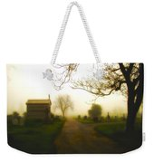 Road To The Mausoleum Weekender Tote Bag