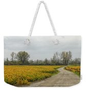 Road To The River Weekender Tote Bag