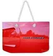 Roadrunner Weekender Tote Bag