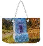 Roadside Shrine Weekender Tote Bag