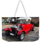 Roadster Redone For Fun Weekender Tote Bag