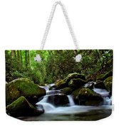 Roaring Fork Waters Weekender Tote Bag