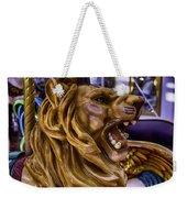 Roaring Lion Ride Weekender Tote Bag