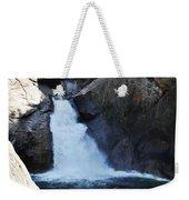 Roaring River Falls Weekender Tote Bag