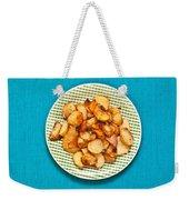 Roast Potatoes Weekender Tote Bag