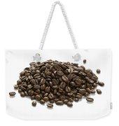 Roasted Coffee Beans Weekender Tote Bag
