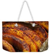 Roasted Pumpkin Weekender Tote Bag