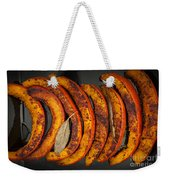 Roasted Pumpkin Slices Weekender Tote Bag