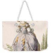 Robe De La Circassienne, Engraved Weekender Tote Bag
