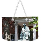 Robert Brooke Taney Statue - Maryland State House  Weekender Tote Bag
