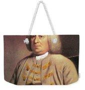 Robert Dinwiddie (1693-1770) Weekender Tote Bag