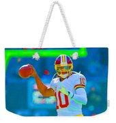 Robert Griffin IIi   Rg 3 Weekender Tote Bag