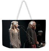 Robert Plant And Alison Kraus Weekender Tote Bag