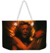 Robert Plant Led Zeppelin Weekender Tote Bag
