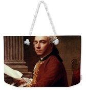 Robert Wood (c1717-1771) Weekender Tote Bag