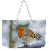 Robin 3 Weekender Tote Bag