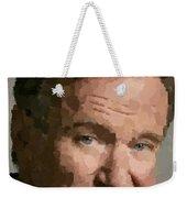 Robin Williams Portait Weekender Tote Bag