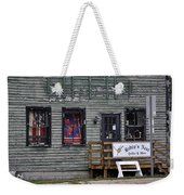 Robin's Nest Store In Autumn Michigan Usa Weekender Tote Bag