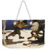 Robinson Crusoe, 1920 Weekender Tote Bag
