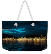 Roche Harbor  At Sunset Weekender Tote Bag