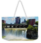 Rochester At High Falls Weekender Tote Bag