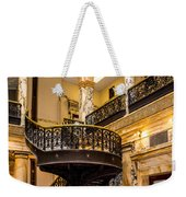 Rochester City Hall Stairs Weekender Tote Bag
