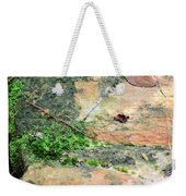 Rock Abstract 1 Weekender Tote Bag