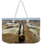 Rock And A Hard Place Weekender Tote Bag