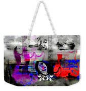 Rock And Roll Fantasy Weekender Tote Bag