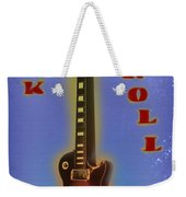 Rock And Roll - Les Paul Weekender Tote Bag