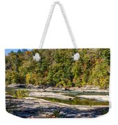 Rock And Water Weekender Tote Bag