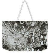 Surreal Lady Weekender Tote Bag