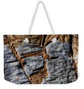 Rock Art Weekender Tote Bag