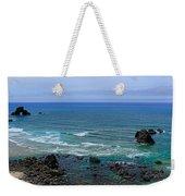 Indian Beach Weekender Tote Bag