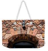 Rock Church Stone Archway - Cedar City - Utah Weekender Tote Bag