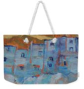 Rock City Abstract Weekender Tote Bag
