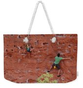 Rock Climbing 101 Weekender Tote Bag