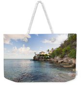 Rock Cottage Weekender Tote Bag