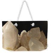 Rock Crystals Weekender Tote Bag