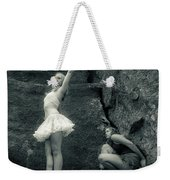 Rock Dancing Weekender Tote Bag