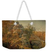 Rock Formation Weekender Tote Bag