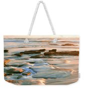 Rock Formations At Windansea Beach, La Weekender Tote Bag