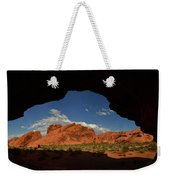 Rock Formations In The Valley Of Fire Weekender Tote Bag