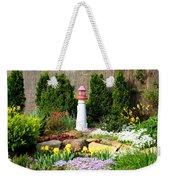 Rock Garden Weekender Tote Bag