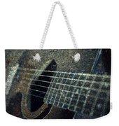 Rock Guitar Weekender Tote Bag