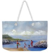 Rock Hall Beach Weekender Tote Bag