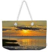 Rock Harbor Sunset 2 Weekender Tote Bag